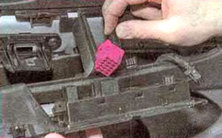 Купить Выключатель концевой двери Лада Калина / Гранта / Веста / Датсун Hans Pries (Topran) за 165 р.