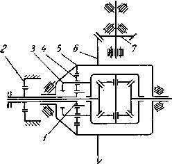 Схема передачи 5hp19
